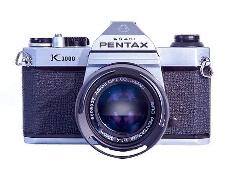 Pentax K1000 SLR