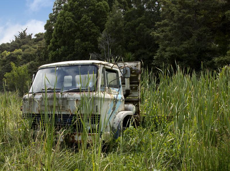 Le truck, Hokianga