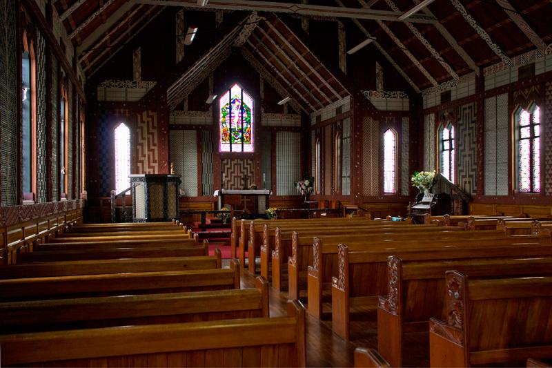 Eastland St Marys Church at TikiTiki