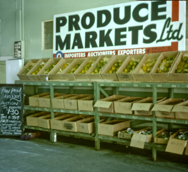 Produce Markets Ltd