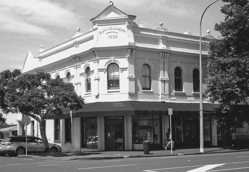 Jervois Road Auckland