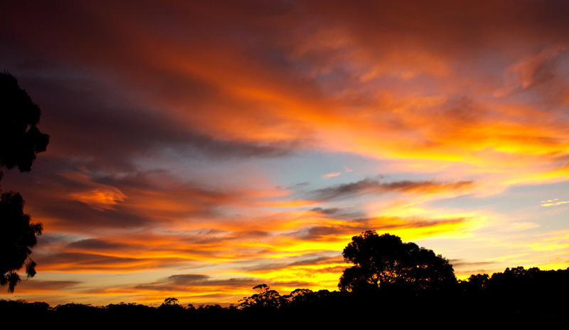 Margaret River sunset
