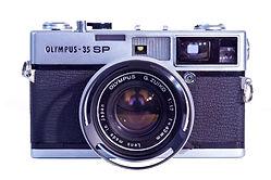 Olympus - 35 SP rangefinder