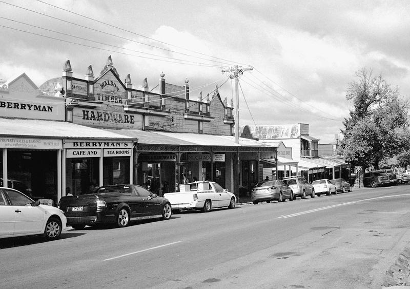 Maldon, Main Street
