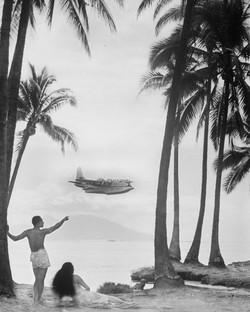 Teal Short Solent Flying Boat