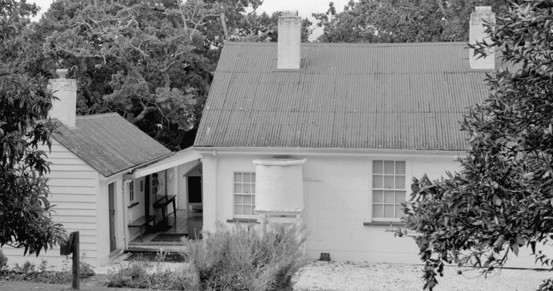 Clendon House Rawene