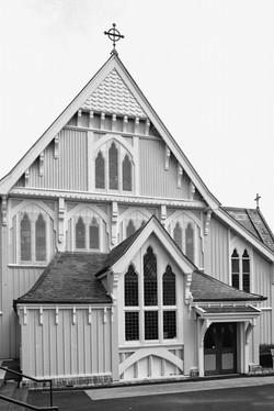St Mary's Church Parnell