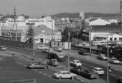 Produce Markets Ltd 1950s