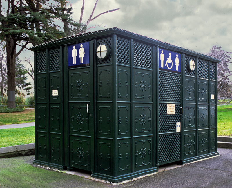 StKilda Road Toilets Melbourne