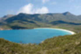 Wineglass Bay, Freycinet, Tasmania