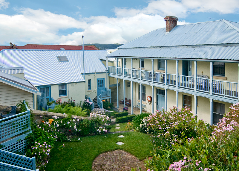 The Lodge, Hobart