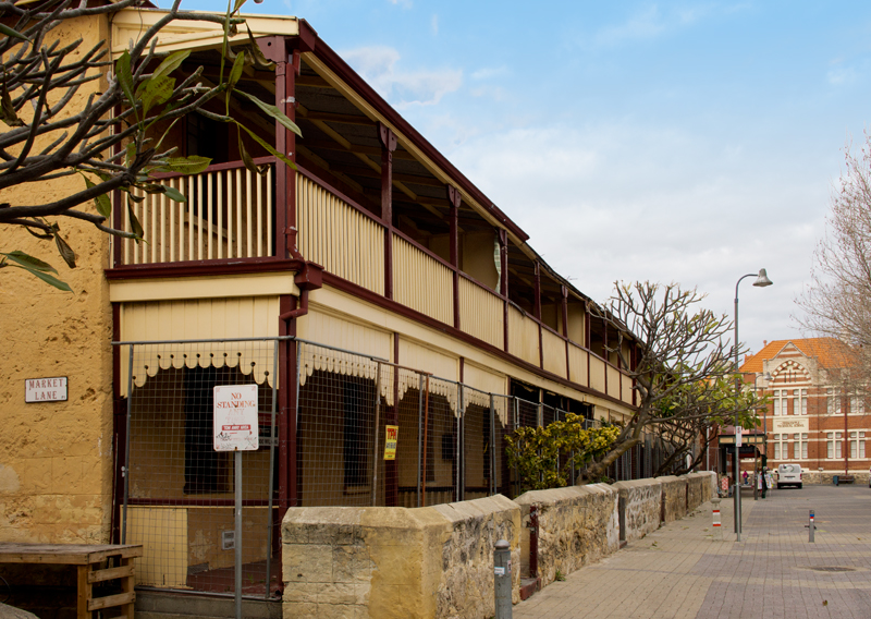 Fremantle Workers cottages
