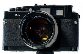 Voigtlander R3M Rangefinder Camera