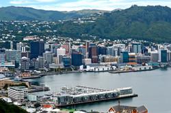Wellington CBD NZ