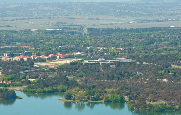 Canberra, Parliament BuildingsACTAU