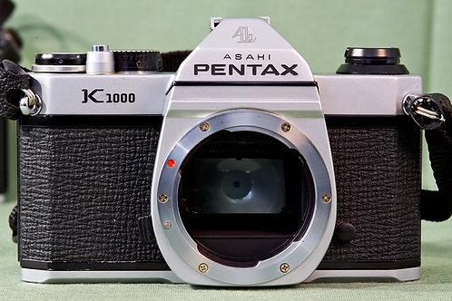 Asahi Pentax K1000 body S#6548725