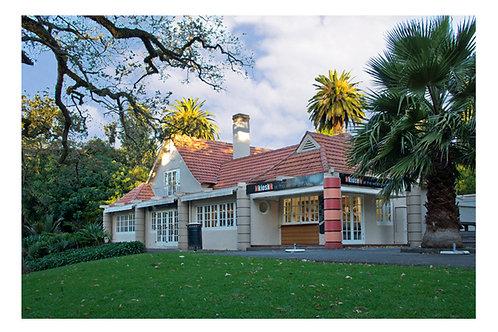 Domain Kiosk, Auckland