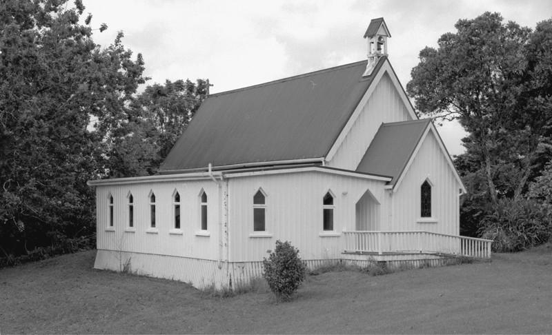 KohuKohu St Mary's Church