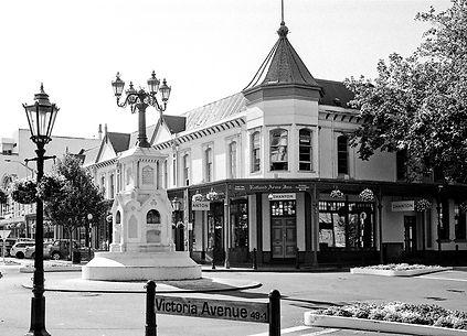 Victoria Avenue Wanganui NZ