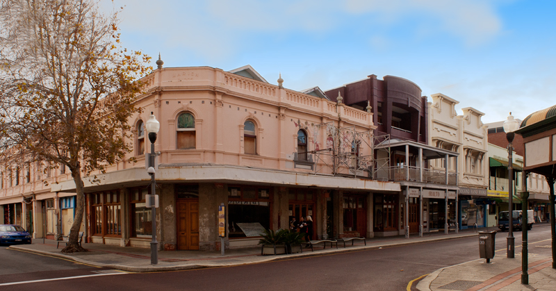 High Street Fremantle