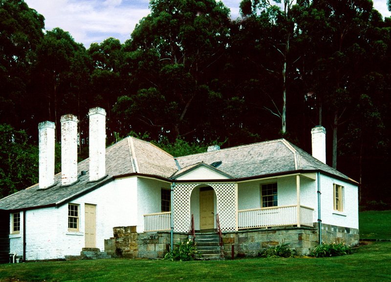 Clerk of Works house, Port Arthur