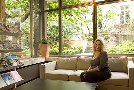 Ariane Gonzalez, NZ Embassy Paris