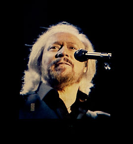 Barry Gibb, Beegees at The Mission Concert