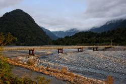 Waiho River Bridge Franz Josef