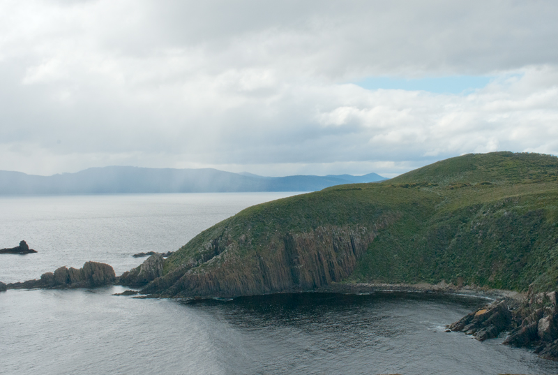 South Bruny Is Coastline