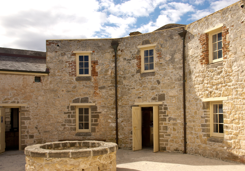 Fremantle, The Round House Prison