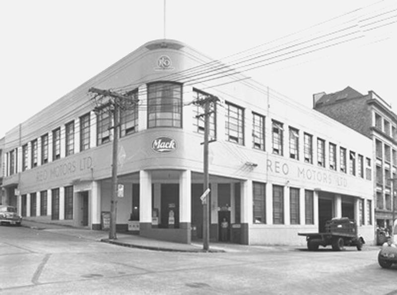 Reo Motors Ltd Federal St 1950