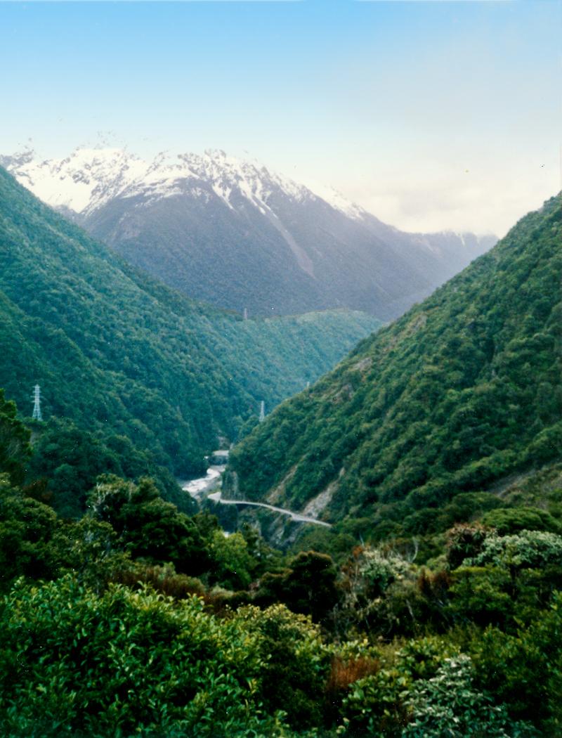 Arthurs Pass 1980s