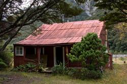 Arhturs Pass Hut
