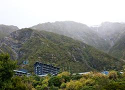 Mt Cook Hermitage 2014