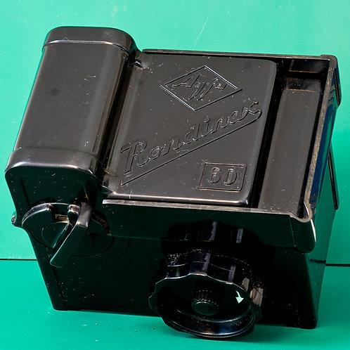 Agfa Rondinax 120 roll film daylight developing tank
