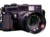 Fuji GW690II Professional Rangefinder