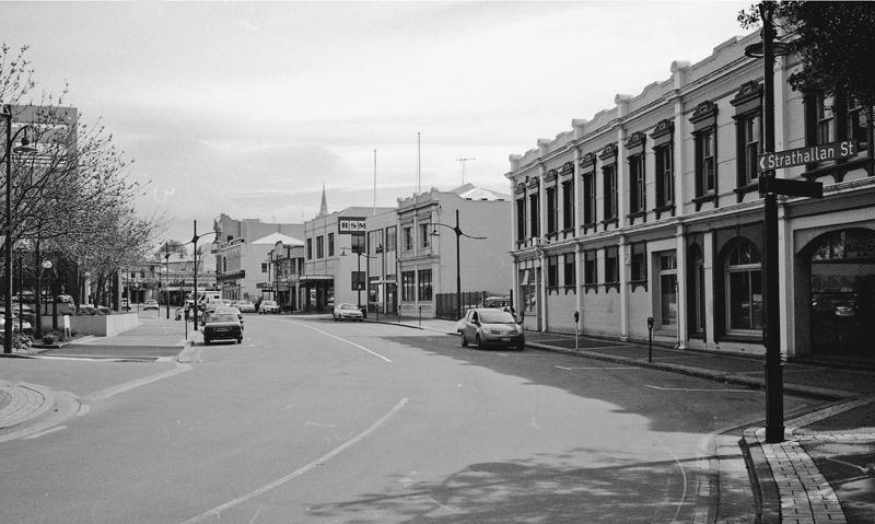 Strathallan St Timaru