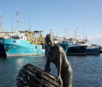 Fremantle boat harbour Western Australia