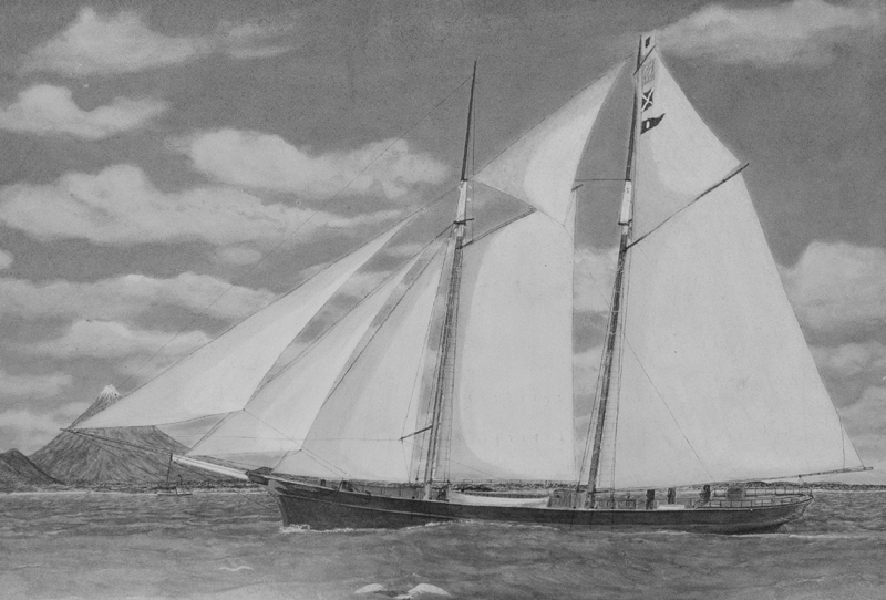 ABDonald Ltd Schooner 'Torea'