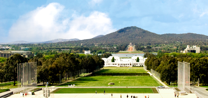 Canberra views