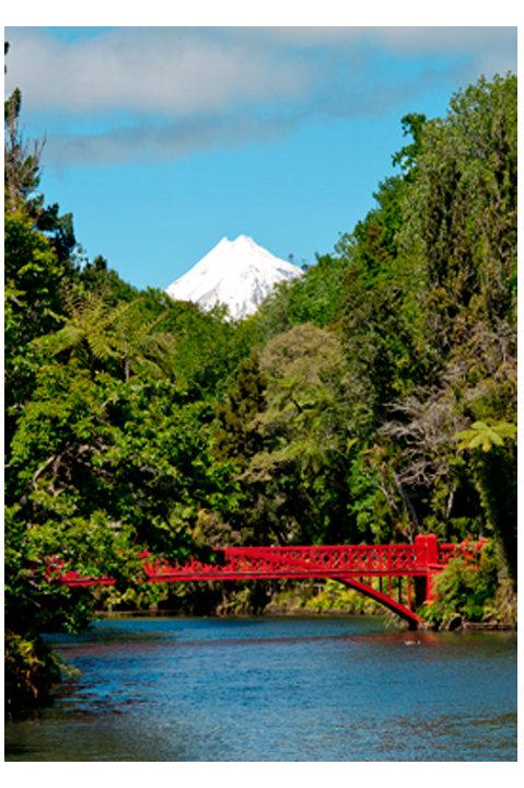 Mount Taranaki, New Plymouth