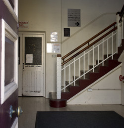 Fremantle office building staircase
