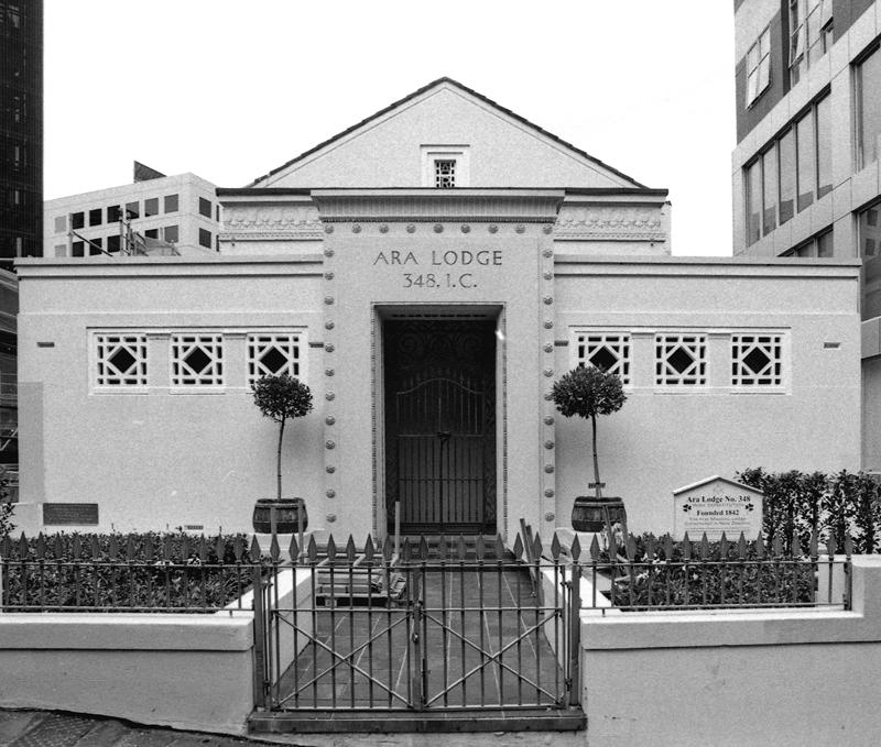ARA Lodge Auckland WakefieldSt