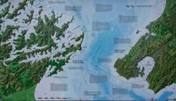 Inter Islander Ferry route