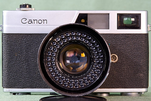 Canon Canonet with 45mm F1.9 Canon lens S#700341