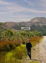 Linda Donald in Tasmania