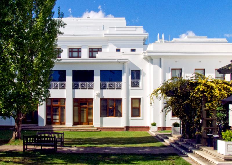Old Govt Hse Canberra