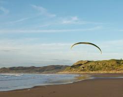 Whale Bay wind rider