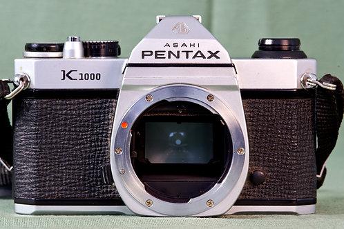 Asahi Pentax K1000 body S#7286881