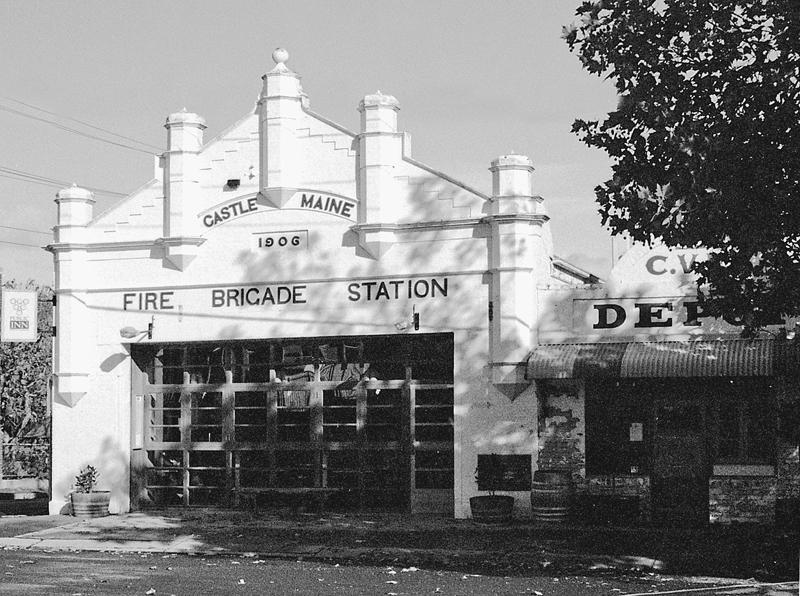 Castlemaine Fire Brigade